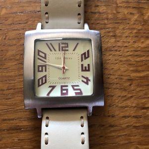 Chunky wristwatch